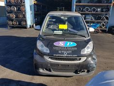 Smart Fortwo W451 1.0L 3 Cylinder Tiptronic S2 (07-11)