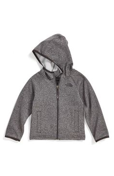 The North Face 'Canyonlands' Water Resistant Fleece Hoodie (Toddler Boys & Little Boys) available at #Nordstrom