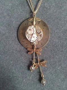 beautiful vintage watch/steampunk jewelry
