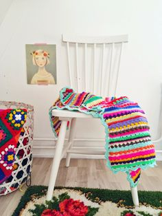The Netflix blanket [swap action] | Wimke | DIY (do it yourself) | Easy Recipes | uittips