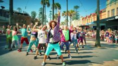 #Redfoo 'Let's get Ridiculous' [] official MV [] [2013] [] [] [] http://www.youtube.com/watch?v=1w9DiGlZksU [] #NewThang [] official MV [] [2014] [] http://vimeo.com/104647211 [] directed by Mickey Finnegan []