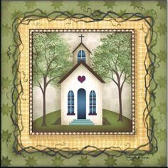 Folk House 2 (Angela Anderson)