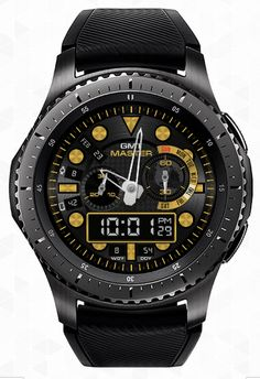 Speedometer Watchface for Samsung Gear Gear Watch Designer Best Watches For Men, Luxury Watches For Men, Cool Watches, Huawei Watch, Casio Watch, Mens Watch Brands, Android Wear, Tactical Clothing, Mens Gear