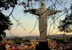 Cidade de #Caconde interior de SP -  #Mirante #Mocoquinha #Natureza #CristoRedentor #Cristianismo