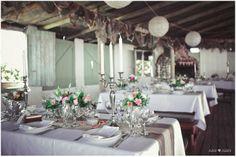 Handmade Rustic Chic Strandkombuis Beach Wedding {Real Bride}