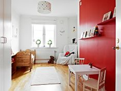 although it's a kids room, gives me a good idea of furniture styles