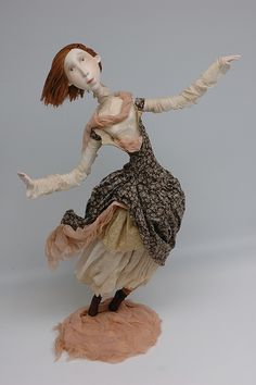 The Wind | Flickr - Photo Sharing! Art Doll by  Anastasia Yanovskaya