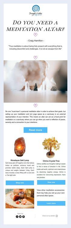 Do you need a meditation altar? Meditation Altar, Do You Need, Strength, Challenges, Mindfulness, Life, Consciousness, Electric Power