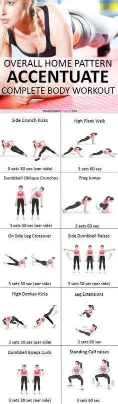 Repin and share if you love this full body home workout! Read the post for the full walkthrough.