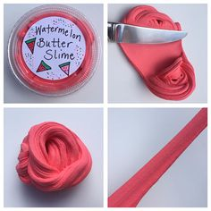 Hey, I found this really awesome Etsy listing at https://www.etsy.com/listing/511852558/watermelon-butter-slime