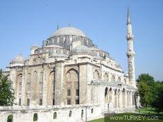 İstanbul Saraçhane - Şehzadebaşı Camii
