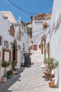 GREECE CHANNEL | #Lindos, #RHODES by Yolanda Hofland on 500px http://www.greece-channel.com/