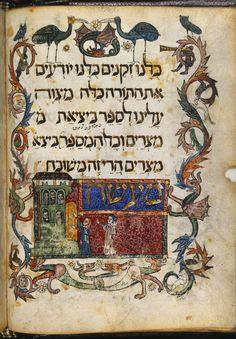 Hagadàs Barcelona. L'esplendor jueva del gòtic català. British Library