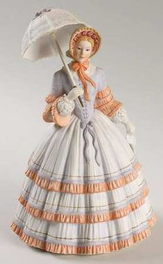 lenox figurines | Pattern: American Fashion, Figurine [CO LMISFAMF]