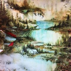 Bon Iver. Check this guy out. Amazing.