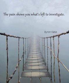 Byron Katie www.ashifthappens.com