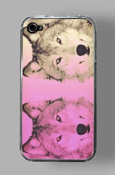 Wolfe cell phone cover