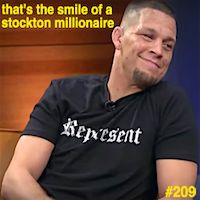 Nate Diaz talks 'fairy tale' UFC belts and letting Conor McGregor train with him | Pro MMA Now