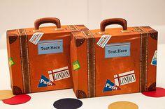Balloon House Favor Box DIY Printable House door piggybankparties
