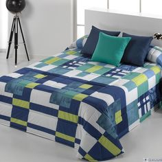 1000 images about edredones on pinterest comforter for Edredones ikea matrimonio