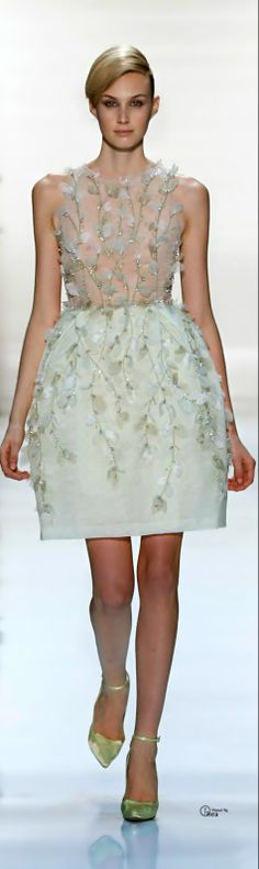 Georges Hobieka ~ Haute Couture S/S 2014