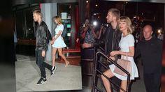 Taylor Swift y Calvin Harris de cita en Nueva York