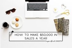 Teaching you how to make $50,000 in sales a year with your small business.   Imperfect Concepts #smallbusiness #blogging #advice