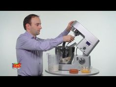 Kenwood Cooking Chef - Prise en main - YouTube