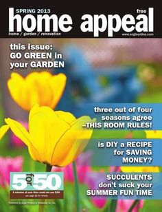 Read more about gardening naturally: Pennsylvania's native plants in Home Appeal Spring 2013