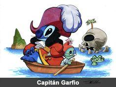 ¿Cómo serían algunas películas si apareciesen Lilo y Stitch? - Álbum de fotos - SensaCine.com