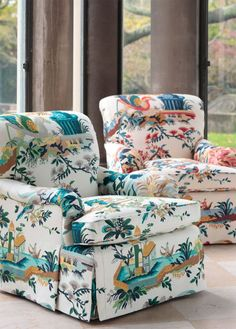 Brunschwig & Fils Le Lac fabric