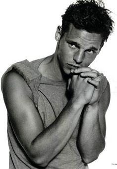 Justin Chambers aka Dr. Carev from Greys
