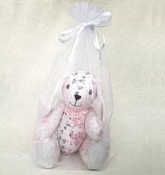 Miss Bunny, Lily Grace, Bag Display, Meaningful Gifts, Baby Grows, Your Child, Cuddling, Hand Sewing, First Love