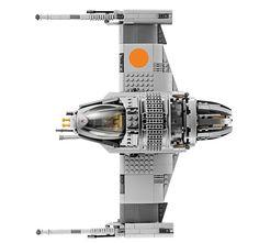Ultimate Collectors Series Star Wars LEGO B-Wing Looks Great | Geekosystem