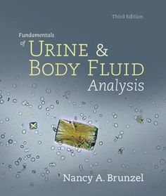 Fundamentals of Urine and Body Fluid Analysis 3rd Edition PDF