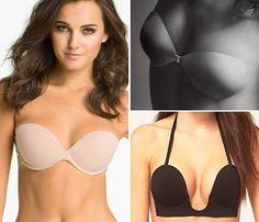 5de531d4f1177 Open-Back Dresses  backless bras Backless Bra