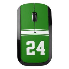 Sports Theme Personalized Wireless Mouse