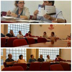 Reunión de los Equipos de Comunicación de Cáritas Madrid.