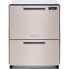 This Fisher and Paykel dishwasher can hold up to 12 place settings, has a 35 minute quick wash, a sanitisation programme and fan assisted drying. Fisher Paykel Dishwasher, Childproofing, How To Make Shorts, Scandinavian Interior, Top Freezer Refrigerator, Place Settings, Interior Styling, Household