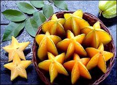 Chicken and Carambola Stir-Fry Recipe - Caribbean Star Fruit -- Carambola