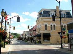 Main Street....Newmarket, Ontario | Flickr - Photo Sharing!