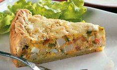 Torta de palmito- my mom makes this for me :) I Love Food, Good Food, Yummy Food, Vegetarian Recipes, Cooking Recipes, Healthy Recipes, Tortillas Veganas, Great Recipes, Favorite Recipes