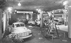Chicago Auto Show - 1953
