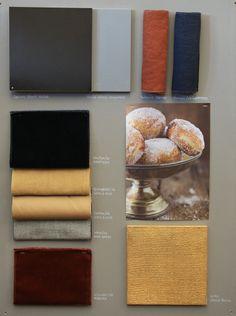 MERIDIANI Fabric Moodboard 6