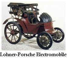 The First Electric Race Car Built In 1899 Could Go Faster Than 65mph Sadly Roads Weren T Capable Of That Kind S