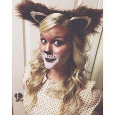 Fox Costume-what does the fox say?