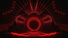 Corporate stage set on Behance Stage Lighting Design, Stage Set Design, Concert Stage Design, Maxon Cinema 4d, Autocad, Photoshop, Neon Signs, Behance
