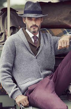 men's fashion & style - Chester & Peck Fall/Winter campaign