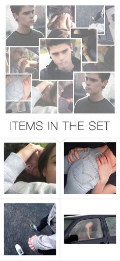 """— julian manriquez"" by godlybabes ❤ liked on Polyvore featuring art, bedroom and godlymen"