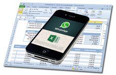 Enviar por Whatsapp documentos Excel
